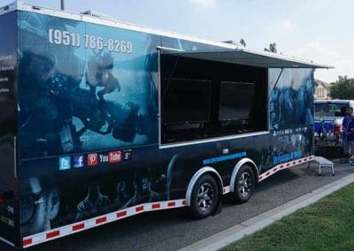 New Age Gaming Mobile Game Truck