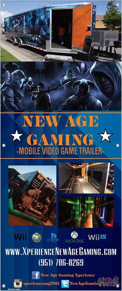 New Age Gaming Game Truck